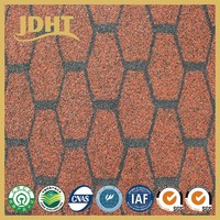 A009 JD-254 flexible colourful roofing roll waterproof sheet membrane