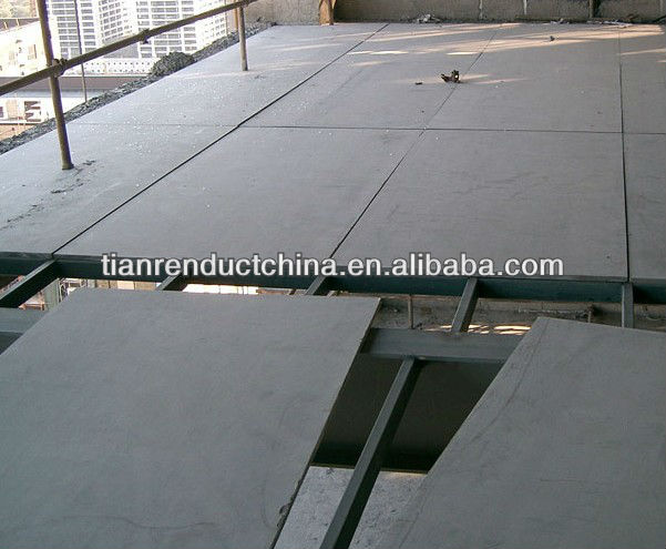 Waterproof Fireproof Plain suspended ceilings for industrial