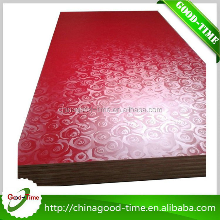 Hot sale great veneer laminated MDF products you can import from china