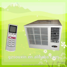 24000BTU Window Air Conditioner with Auto Restart Function, R22 and R410A Gas Types