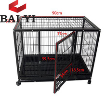 Hevay Duty Square Tube Dog Show Cages Hot Sale In America