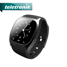 High Quality Android 4.4 Silicon Bracelet Watch Phone