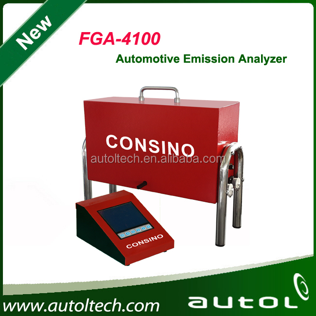 Wholeslae Car Automobile Exhaust Gas Analyzer FGA-4100 Automotive Emission Analyzer,Portable 5-Gas