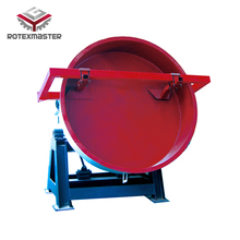 [ROTEX MASTER] fertilizer disc granulator equipment machine