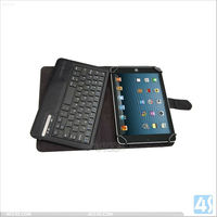 2013 Hot and New Universal Removable Bluetooth keyboard Case Cover for 7/8 Android Tablet --P-UNI7TABKBCASE003