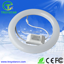 Hot-sale T9 G10Q circular led tube to replace fluorescent tube very easy