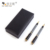 Wholesale New Arrival Business Stationery Gift Set Cheap Checkered Metal Gel Pen Set