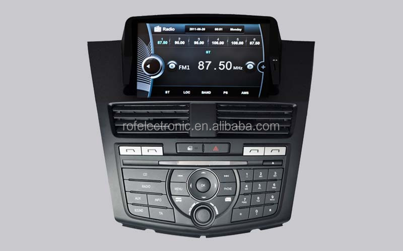 2DIN car dvd multimedia player For MAZDA BT-50 after 2013 with gps navigation