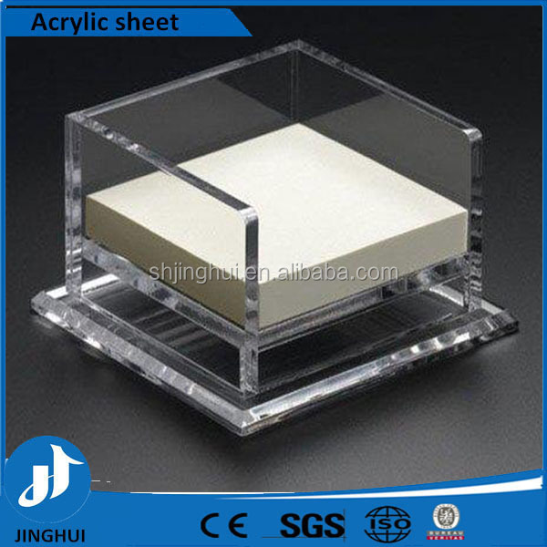 Self adhesive 2mm acrylic sheet pet petg plastic board