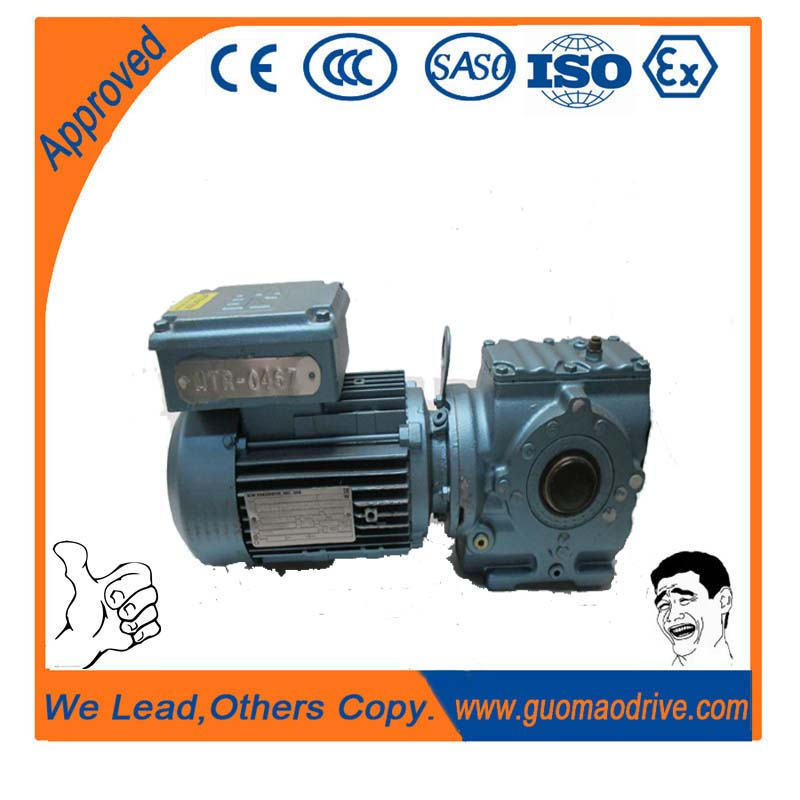 Worm electric motor gearbox drive units buy worm drive for Worm gear drive motor