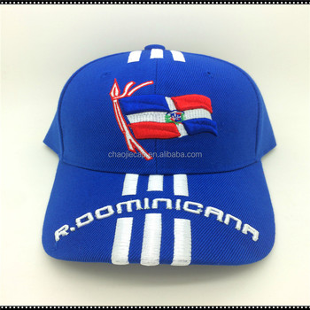 most popular custom baseball cap with 3D Embroidery