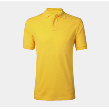 Top quality cheap custom orange sport Polo t shirt