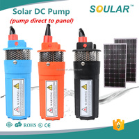 12 volt solar submersible water pump and deep well pump( 5 Years Warranty )