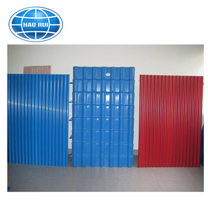 Corrugated steel sheet iron coil metal roofs panel size