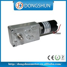 DS-70SW31ZY low rpm high torque micro 24v 12 volt dc worm gear motor