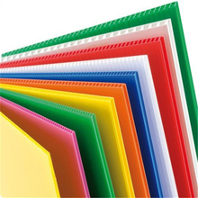 Industrial Plastic With Uv Treatment Polycarbonate Hollow Sheet
