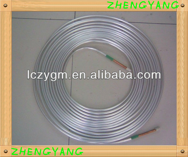 1060 air conditioning aluminum pipes