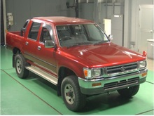 TOYOTA HILUX DOUBLE CAB 4WD YK20842