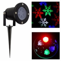 Outdoor Waterproof christmas projector laser light show In The Garden Laser Lights Projector