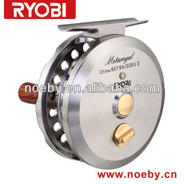RYOBI raft reel saltwater fishing reel