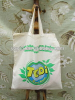 Y0005 Wholesale Cheap Waterproof Colorful Small Cotton Drawstring Bag