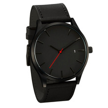 5177 2 Colors Simple Round Fashion Sport Mens Watches