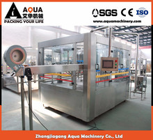 240000bph automatic bottle filling packaging machine project