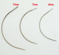 C/J/T Ssyles Hair weaving needles/hair extension tool, wholesale weaving needles/thread