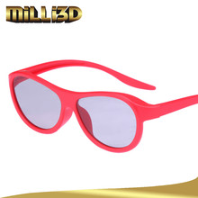 promotion new style linear polarized 3d eyewear