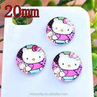 Wholesale Hello Kitty Cabochon resin