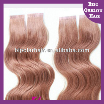 body wave tape hair extension