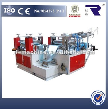 China Wenzhou Plastic Shoe Cover Machine