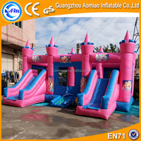 BEST sales product equip inflatable castle, HIGH quality combo castle inflatable sale
