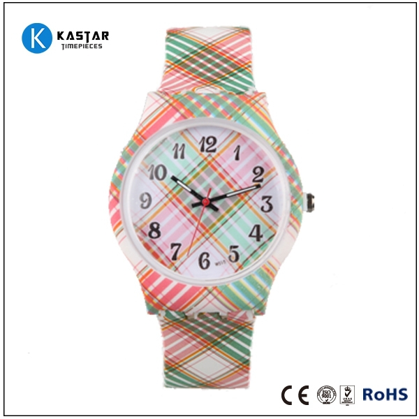 silicone lady gift watches wholesale chinese watch producer