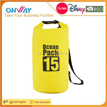 Outdoor Storage Dry Bag Waterproof Pouch, Great for Boating, Hiking, Snowboarding,Swimming,Camping, Rafting, Fishing