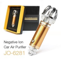 2016 trading new business ideas for car ( Crystal Car Air Purifier JO-6281)