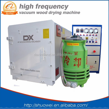 DX-6.0 HF vacuum wood dryer chamber from DAXIN Haibo