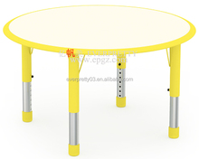 Adjustable Kids Round Table, Adjustable Kids Round Table Suppliers And  Manufacturers At Alibaba.com