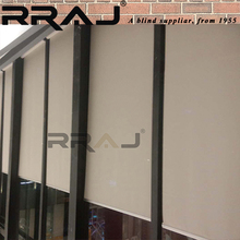 RRAJ Offic Curtain and Blind Motorized Roller Blinds