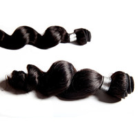 2015 latest and most charming 100% brazilian virgin hair extension , human hair weave bundles