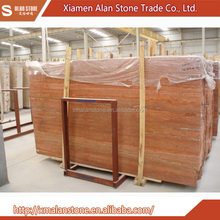 New Sytle Low Cost Red Travertine From Iran