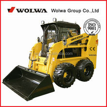Hot sale high quality chinese GNHC60GH small/mini hydraulic Skid Steer Loader for sale