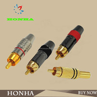 HH45701 Electrical Connector Audio RCA connector