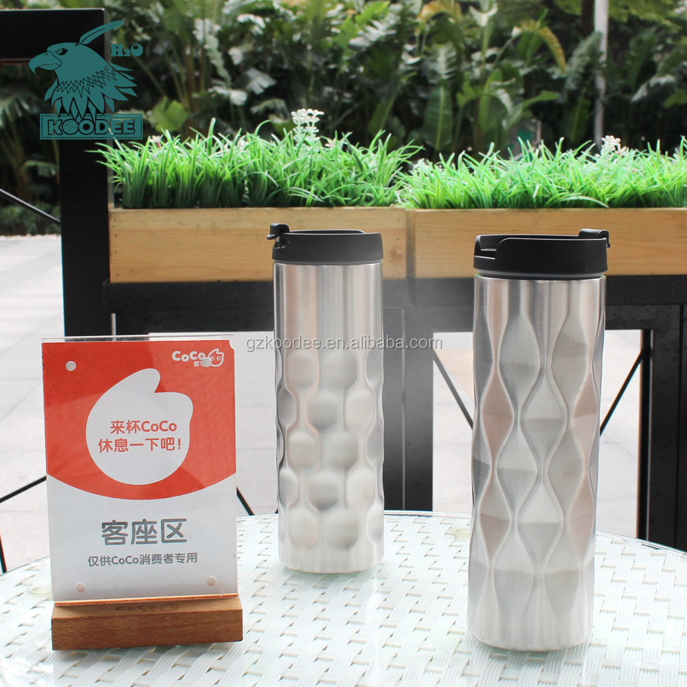 Wholesale Double Walls Stainless Steel Vacuum Insulated Tumbler for Hot and Cold Beverages