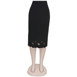 Hot selling Plus Size Skirt For Women Embroidered Midi Pencil Skirt