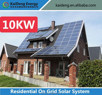 Solar Home Power Kit 10kw Megawatts of solar electric capacity solar photovoltaic (PV) system with Photovoltaic solar panel