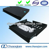 "optical splitter management tray for 19 ""standard cabinet"