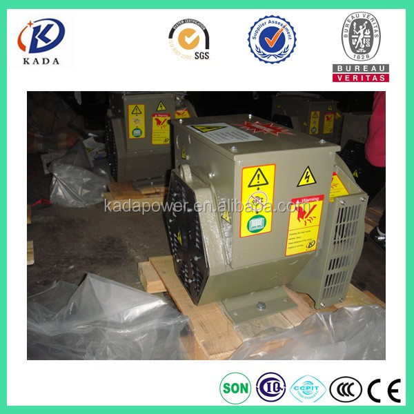 AC brushless stamford alternator 10 kva 3 phase generator