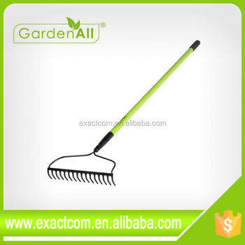 2 In 1 Garden Tools Leaf Rake And Scoop