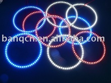 3528 smd led car light , smd led car circle rings ,all color is available